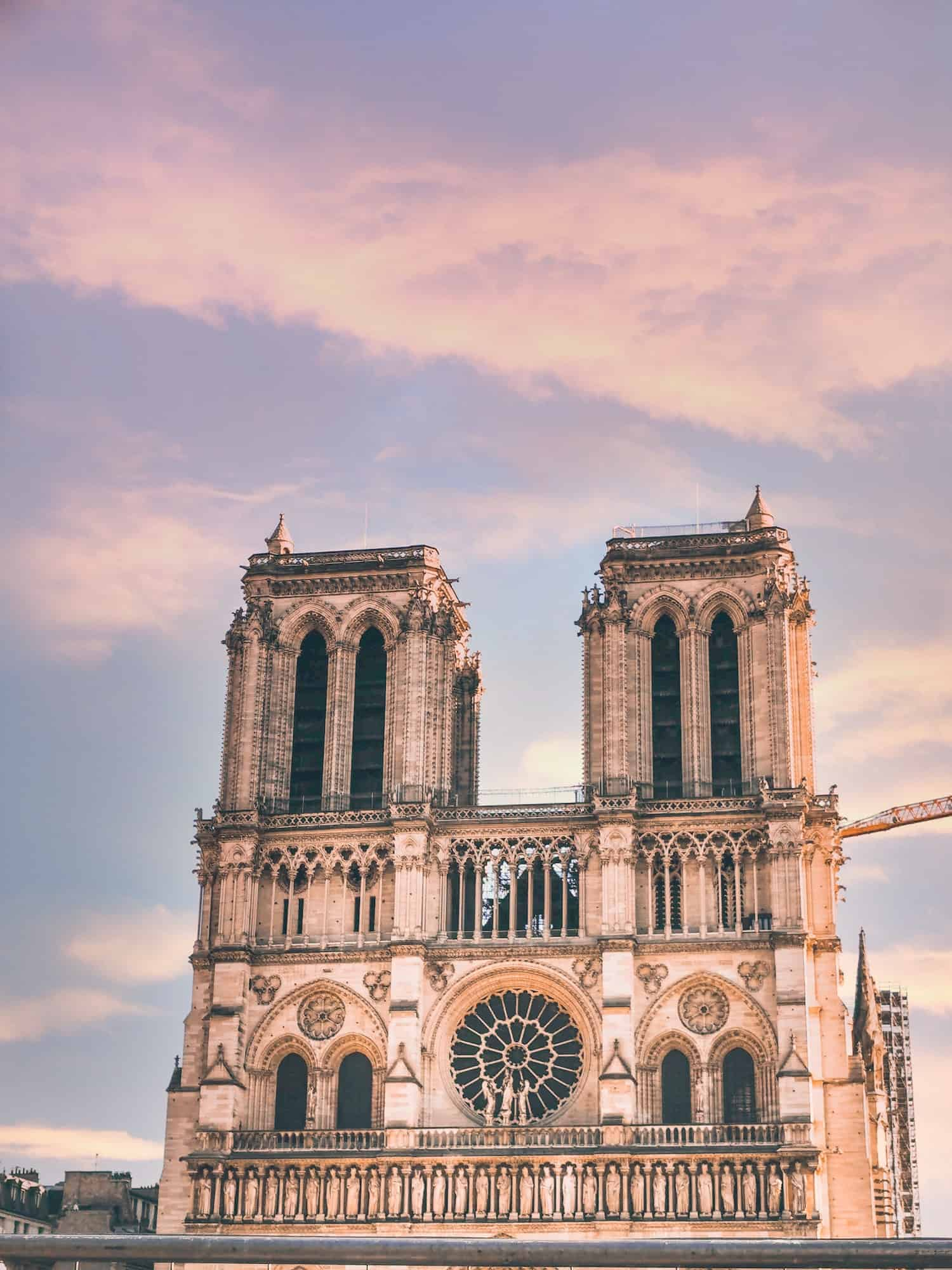 notre dame de paris virtual tour